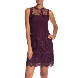 *NWT* NANETTE nanette lepore Lace Sheath Dress